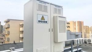 大阪府大東市の電気設備工事、消防設備工事、空間設備業の株式会社恒星エンジニアの電気工事業の蓄電池設備工事